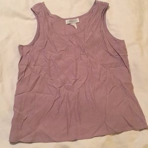 Impressions of California Sleeveless Shell Size M